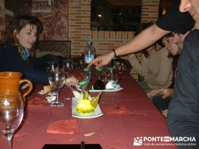 De copas por Cuenca; pedraza velas; excursiones de un día